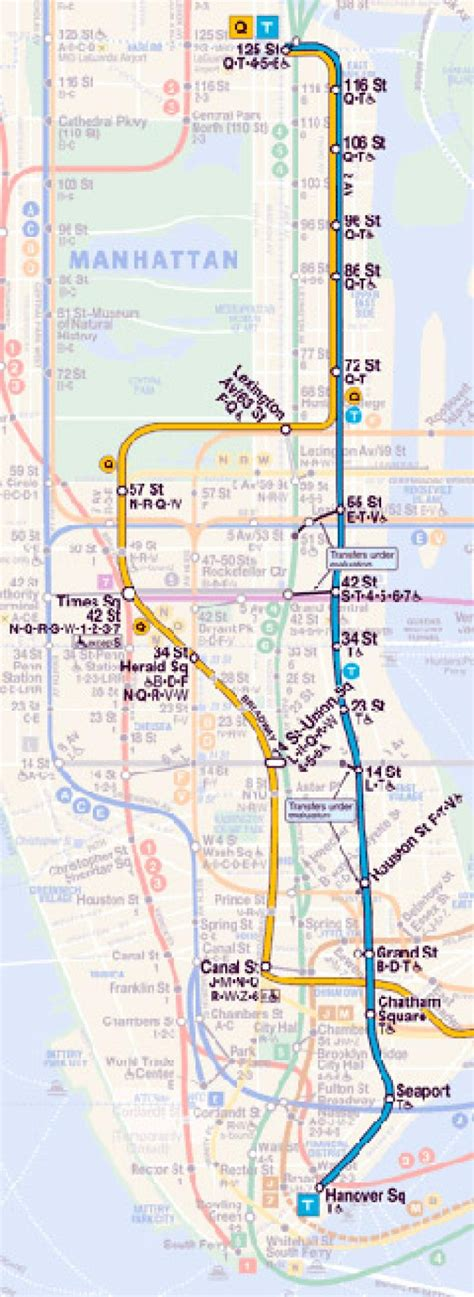 2nd avenue subway map exclusive new setbacks will delay 2nd ave subway