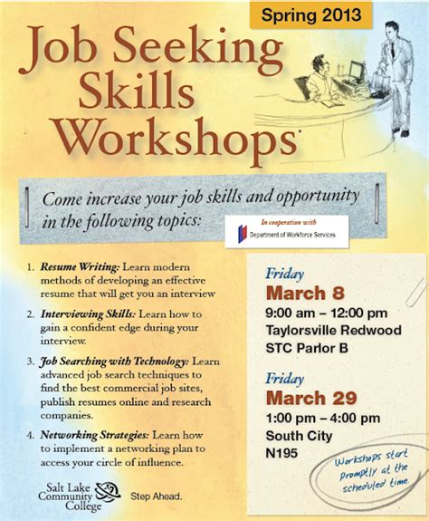 the the official slcc seeking skills