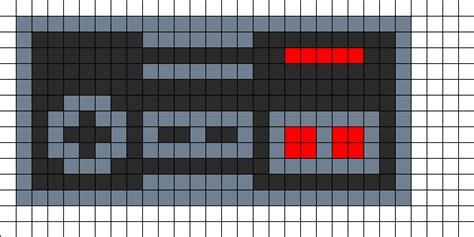 pattern jeux video nintendo perler bead pattern bead sprites misc fuse
