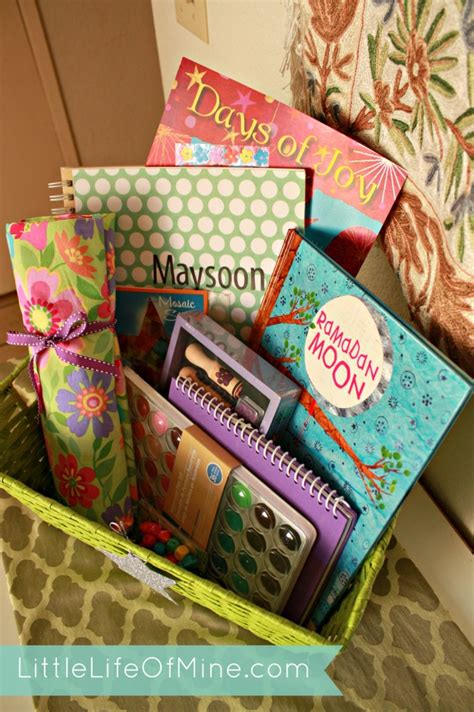 first day of ramadan gift basket littlelifeofmine com