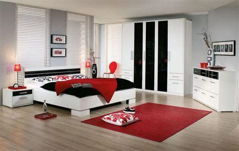 black white and red bedroom decorating ideas red and black bedroom design home decorating ideas