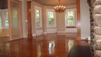 wood floor refinishing cost