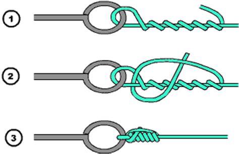 fishing hook knots illustrated www pixshark images