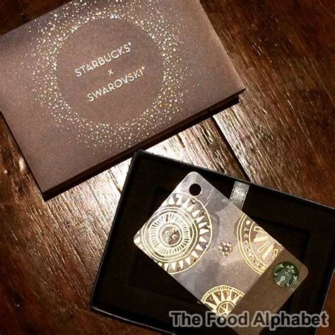 Starbucks Amount On Gift Card - the food alphabet and more new starbucks cards new starbucks collaboration card and