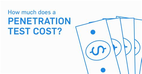 how much does a trained protection cost how much does a pentest cost