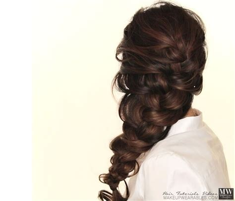big hair braids elsa frozen hairstyle how to voluminous french braid