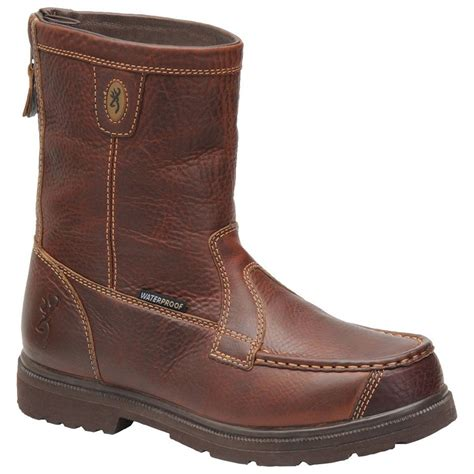 s browning 174 br10109 moc toe boots 579075