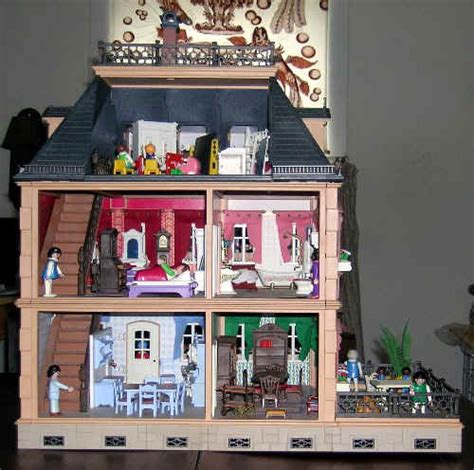 playmobile doll house 1960 1990 part1