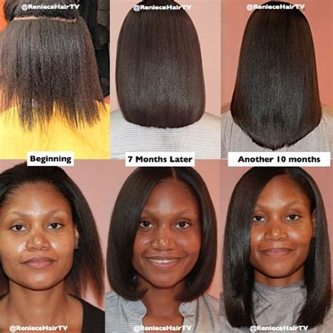 school hairstyles for relaxed hair pinterest the world s catalog of ideas