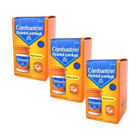 Obat Cacing Combantrin Syrup jual daily deals combantrin jeruk obat kesehatan 10 ml