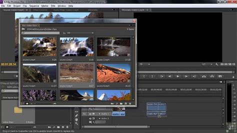 adobe premiere pro overview adobe premiere pro cs6 tutorial editing video overview