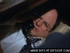 George Costanza Nap Desk by George Gif Find On Giphy