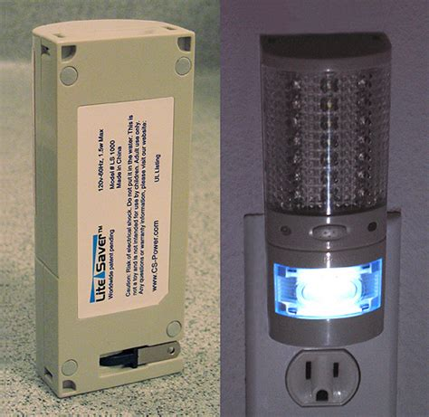 power failure night light power failure light rechargeable flashlight night