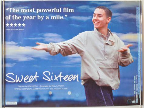 film sweet sixteen 2002 sweet sixteen original cinema movie poster from