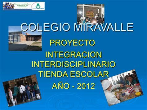 imagenes tienda escolar presentacion proyecto integraci 243 n interdisciplinar tienda
