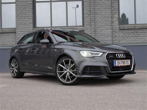 Audi A3 2 0 Tdi by Audi A3 Sportback 2 0 Tdi Quattro Testbericht Autoguru At