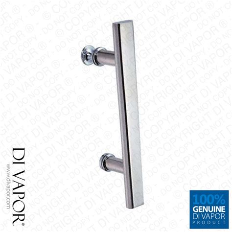 Glass Shower Door Handles Replacement Di Vapor R 145mm Shower Enclosure Handle 14 5cm To Ebay