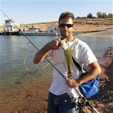 lake powell hookedaz arizona fishing community