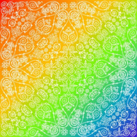 background pattern rainbow white pattern on rainbow background stock vector 169 dr