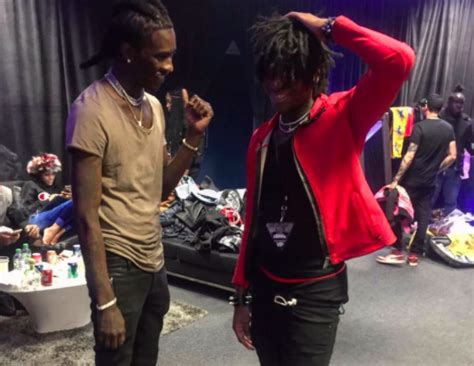 young thug udigg missinfo tv 187 new music sahbabii feat young thug pull