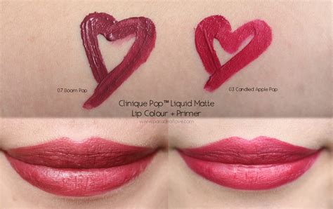 Mauvy Matte Lip Liquid mix and matte with clinique pop matte pop liquid matte