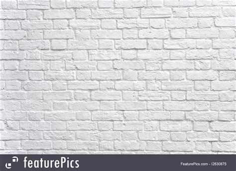 image of white brick wall