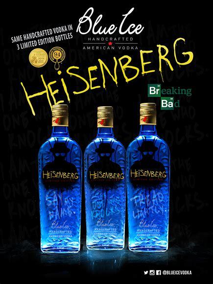 st century spirits launches heisenberg blue ice vodka bevnetcom