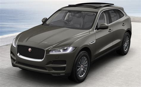 jaguar f pace grey jaguar f pace gray pictures to pin on pinsdaddy