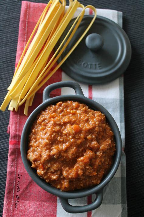 cucinare il ragu rag 249 alla bolognese le ricette di