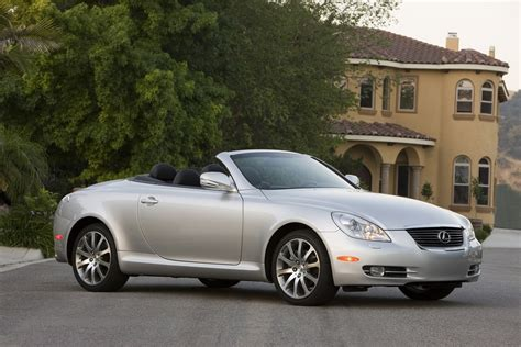 lexus car 2010 cars used cars 2010 lexus sc 430 convertible