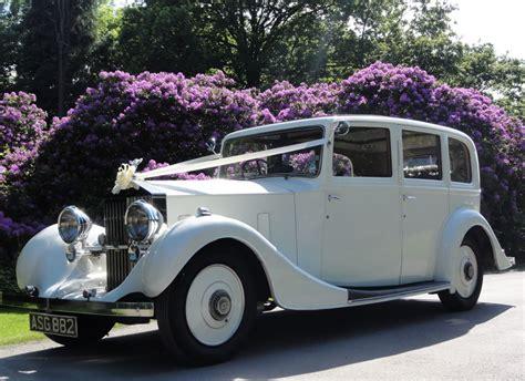 rolls royce wedding cars vintage ivory rolls royce wedding car sunderland vintage