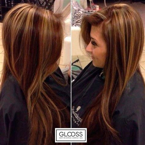 mechas para cabello chocolate m 225 s de 25 ideas incre 237 bles sobre reflejos color chocolate