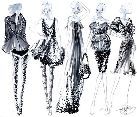17 best images about copic fashion illustration on
