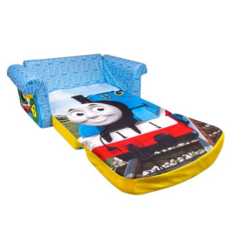 thomas the tank engine fold out couch thomas flip open sofa conceptstructuresllc com