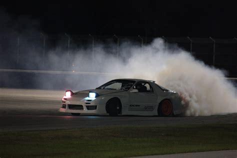 drifting cars simplified ter tech drifting practice at pbir