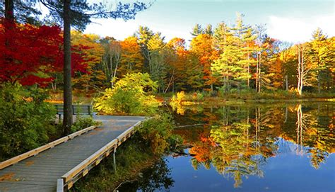 20 best fall vacations in america for seeing the colors
