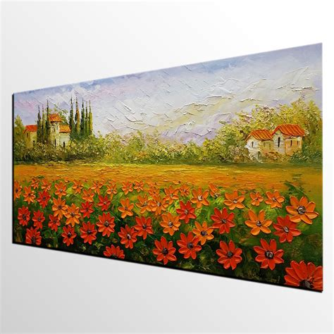 landscape canvas prints abstract canvas wall landscape painting large