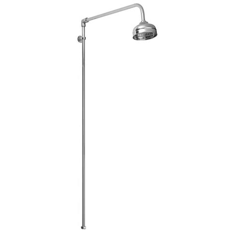 Shower Riser by Ultra Traditional Shower Rigid Riser Kit With Swivel