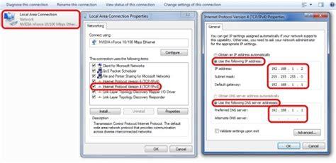 reset ip 1980 win7 change ip address in windows 7