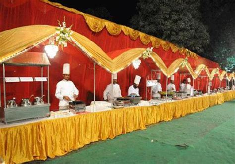 best catering wedding tent services in caterers sector