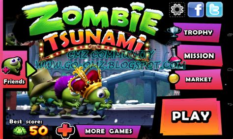 download game zombie tsunami mod apk zombie tsunami mod apk terbaru unlimited coins