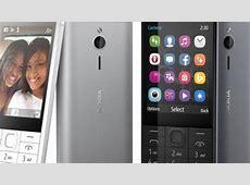 Nokia 230: Feature Phone mit Selfie-Kamera und Dual-SIM ... J2me Games