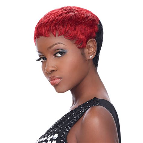 Black Hairstyles Wigs by Black Wig Hair Style
