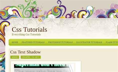 tutorial html text vale empada 30 useful and cutting edge css3 text effect