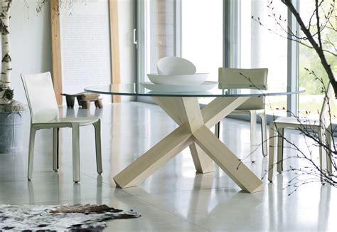 cassina tavolo la rotonda di cassina tavoli arredamento mollura