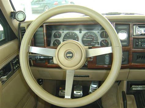 jeep xj steering wheel aftermarket steering wheels naxja forums