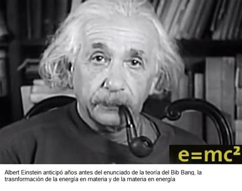 quien era albert einstein origen universo teoria big
