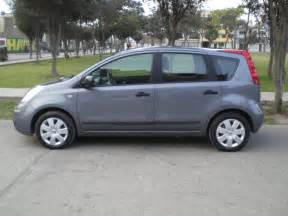 Nissan Note Review 2008 Nissan Note 2008 Reviews Prices Ratings With Various