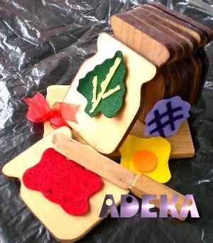 Mainan Kayu Roti Potong adekaedutoysandcraft quot ukm mainan kayu mainan edukatif