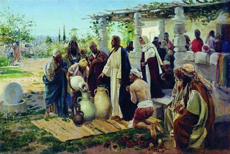 Wedding At Cana Facts by Friends Of Quot Believe In The Lord Jesus You And